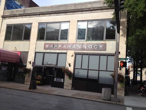 East Grace Street's Rappahannock