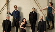 eighth blackbird at Camp Concert Hall