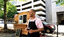 Most Mobile Coffee Shop