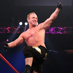 """Eric Young is one of the TNA grapplers coming to Richmond on Saturday. """"There's no constraints on,"""" he says of the wrestling house shows."""