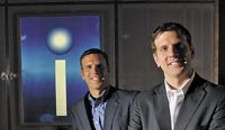 Evan Edwards, 28; Vice President of Product Development, Intelliject and Eric Edwards, 28; Chief Science Officer