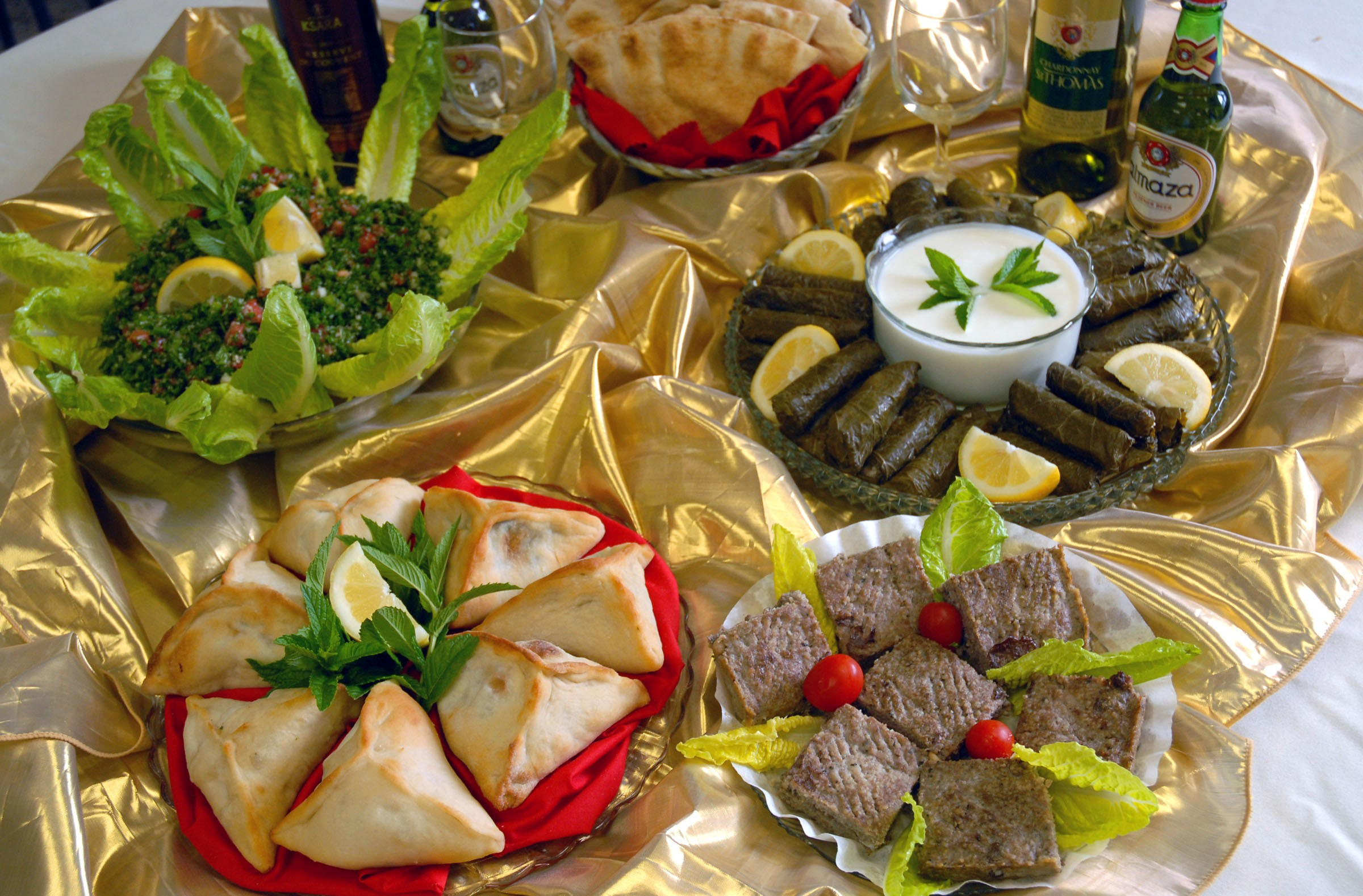 Event pick the lebanese food festival night and day for About lebanese cuisine