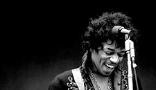 Experience Hendrix at the Landmark Theater