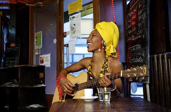 Fatouma Diawara