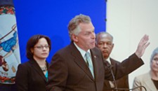 Richmond Mayor and Delegate Named to McAuliffe Transition Posts
