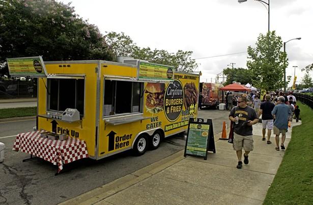 Rva Food Trucks