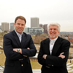 Former CapTech Classic organizer Tim Miller and Shadetree Sports' managing partner, David Kalman, have six months to prove that Richmond's the right host for the 2015 world road cycling championships.