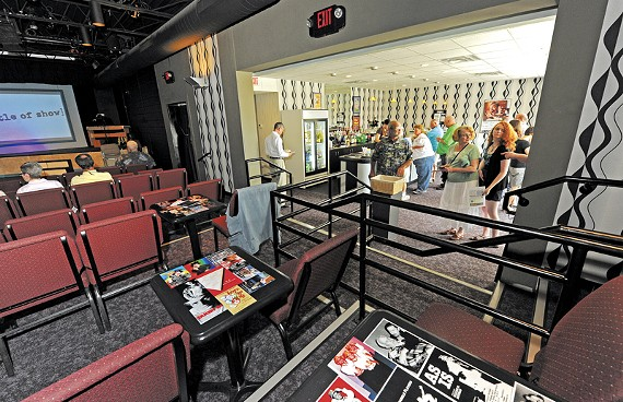 Formerly a radiator repair shop, Richmond Triangle Players' new theater space in Scott's Addition is earning its own rounds of applause. - SCOTT ELMQUIST