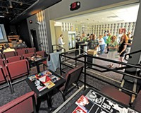 Formerly a radiator repair shop, Richmond Triangle Players' new theater space in Scott's Addition is earning its own rounds of applause.