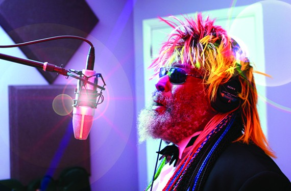 George Clinton and Parliament/Funkadelic, June 4