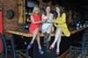 Girl power: Reader poll winners of Best Female Bartender, Camille Kostin, Shari Schaefer and Kat Price, take a break at the Republic.