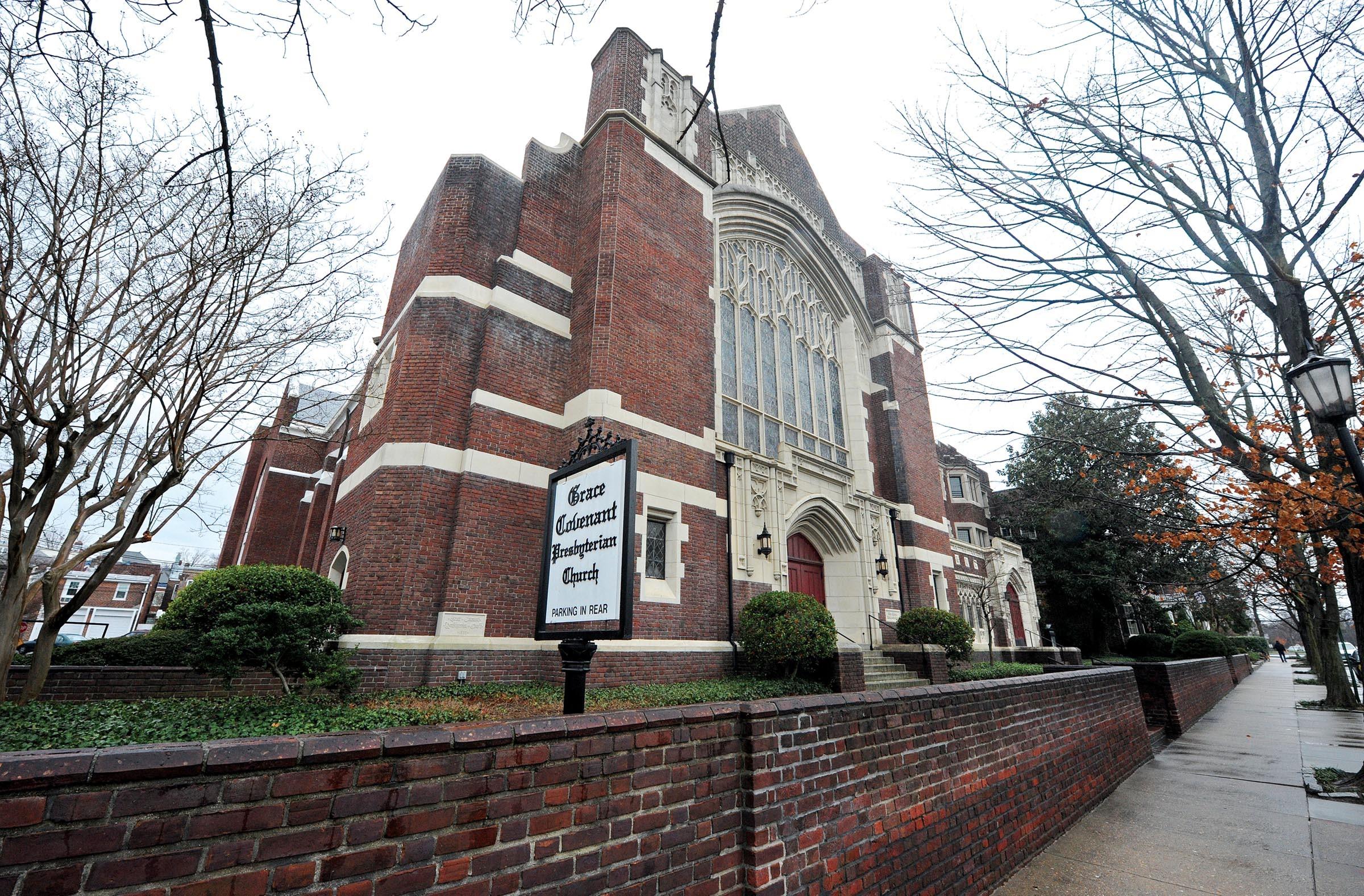 Grace Covenant Presbyterian Church - SCOTT ELMQUIST