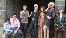 """Theater Review: """"Pop! (Who Shot Andy Warhol?)"""""""
