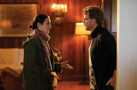 """Greg Kinnear and Jennifer Connelly try to recapture the magic of """"Little Miss Sunshine"""" in """"Stuck in Love."""" - MILLENNIUM ENTERTAINMENT"""