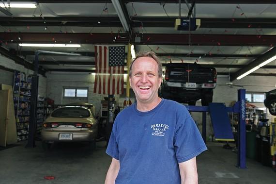 Greg McClellan of Paradise Garage - SCOTT ELMQUIST