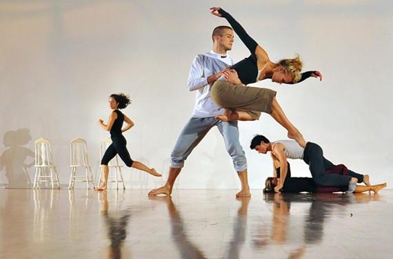 Ground Zero Dance - CARLOS FUNN