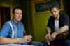 """Hamburger James is Bill Pettus and Andy Vaughan (not pictured: Will Armstrong). For an extended mix of this interview, go to <a href=""""http://styleweekly.com/"""">styleweekly.com</a>."""