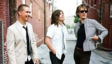 Hanson at the Hat Factory