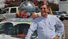 Happy's Hugmobile Finds a New Home