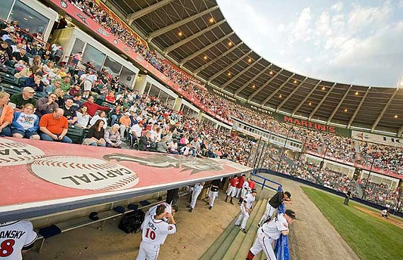 Heading into their third season at The Diamond, the Richmond Flying Squirrels are increasingly frustrated over the lack of progress on a new ballpark. - ASH DANIEL