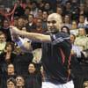He's Like the  Arthur Ashe of Tennis!