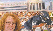 Home Front: Wife Surprises the Biggest Bears Fan
