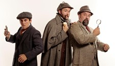 """Hound of the Baskervilles"" at Hanover Tavern"