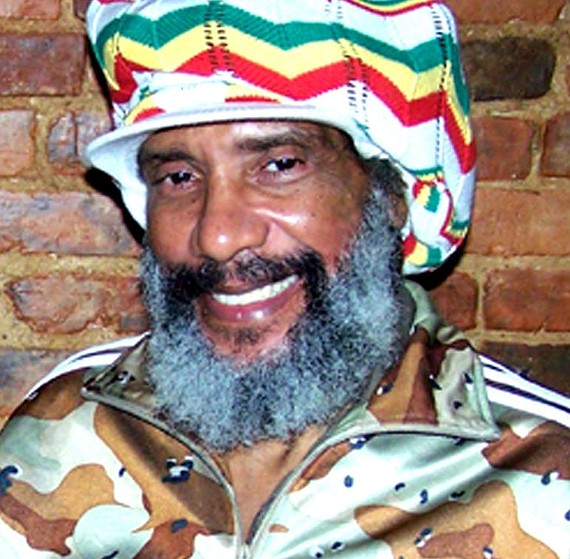 H.R. made his legend as the lead singer for the ultimate hardcore group, Bad Brains. But he's long since mellowed out. He'll be bringing his latest reggae backing band, Dubb Agents, to Sound of Music on Saturday, April 5.