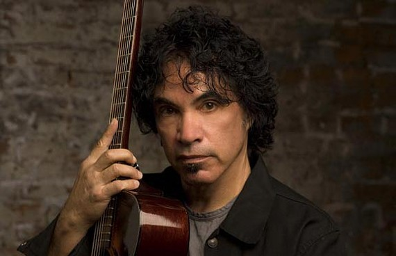 """I was picking songs that really made me who I am as a musician,"" John Oates says of his new solo project. The singer and songwriter will bring Hall and Oates classics, as well as recently-recorded material, to the Capital Ale House this week."