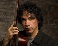 """""""I was picking songs that really made me who I am as a musician,"""" John Oates says of his new solo project. The singer and songwriter will bring Hall and Oates classics, as well as recently-recorded material, to the Capital Ale House this week."""