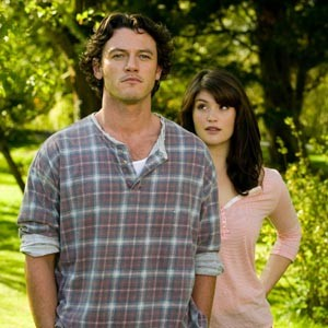 I'm your handyman man: Luke Evans and Gemma Arterton star in Stephen Frears' uneven (but appealing) new comedy. Photo by Peter Mountain.