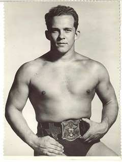 In 1958, Steinborn was named National Wrestling Alliance's Texas Heavyweight Champion, one of nearly three dozen titles he would win during his career.