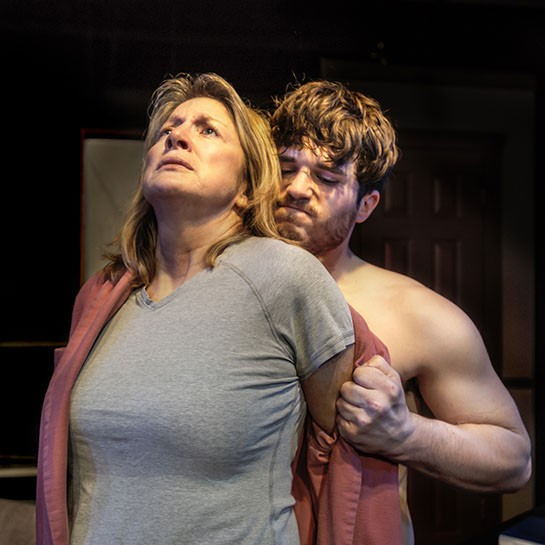 """In """"High,"""" Kyle Cornell plays Cody Randall, a 19-year old with an impossibly abusive past who lands in the office of Sister Jamison 'Jamie' Connelly (Melissa Johnston Price.)"""