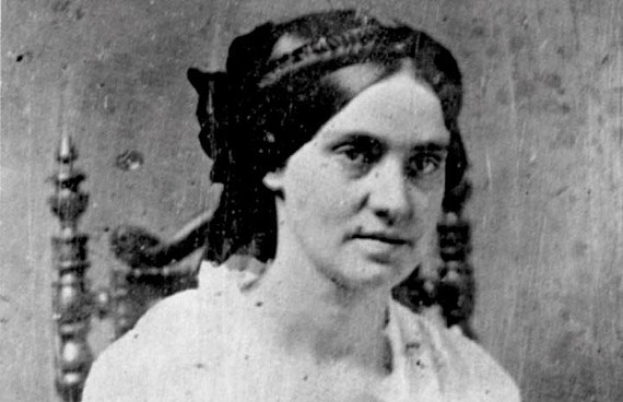 """""""In the midst of suffering and death … a woman must soar beyond the conventional modesty considered correct under different circumstances,"""" hospital matron Phoebe Pember wrote - after the war."""