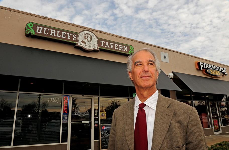Innsbrook developer Sidney Gunst emerged as the fiercest critics of the meals tax. - SCOTT ELMQUIST