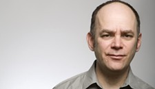 Interview: Comedian Todd Barry