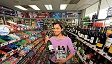 Best Beer-Wine Selection at a Convenience Store