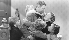 """It's A Wonderful Life"" at the Byrd Theatre"