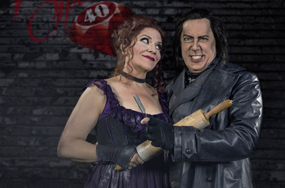 """It's hard to deny the music in Stephen Sondheim's """"Sweeney Todd: The Demon Barber of Fleet Street,"""" about the bloodthirsty revenge plot of a crazed barber. Virginia Opera is hoping newcomers will see their top-notch version and want to keep coming back for more"""