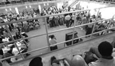 Jail Explores Inmates' Return
