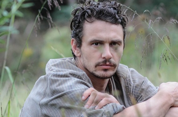 "James Franco's version of the William Faulkner classic ""As I Lay Dying"" features his friend, veteran Richmond musician and actor Coby Batty."