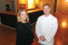 Jami Bohdan and chef Sean Murphy are about to open the Savory Grain, an upscale drafthouse in the Fan. Bohdan credits her husband Jason Bohdan and friends with helping redesign the space, formerly the Empress.