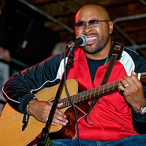 """Jarrard Anthony started the Saturday Soul Social five months ago in order to shine a spotlight on Richmond's small but enthusiastic indie-soul scene. """"There was really nothing here for the singer-songwriter … especially for the soul genre."""""""