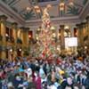 Jefferson Hotel Tree-Lighting Ceremony