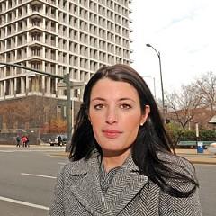 Jennifer Walle. Photo by Scott Elmquist