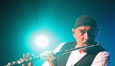 Jethro Tull's Ian Anderson at the National