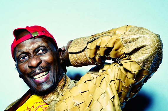 Jimmy Cliff at Lockn'