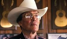 Jimmy Dean slings pork for state song.