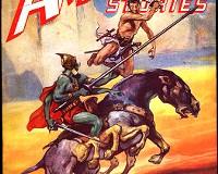John Carter stories were a favorite read for pulp science fiction fans.