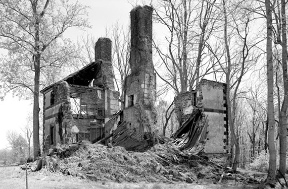 """Jorge Silvetti, one of the world's most prominent architects, will be assisting in the restoration of Menokin, a glorious 18th-century ruin on the Northern Neck. """"Menokin is a place like no other,"""" he says."""